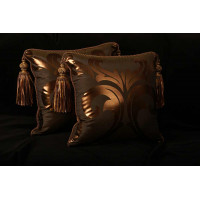Fabricut Fortuny Style Decorative Pillows Affluent Elegance