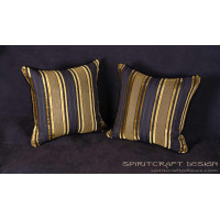 Lee Jofa Hanover Velvet Fabric | Decorative Accent Pillows