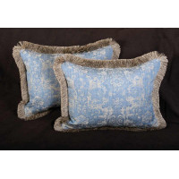 Lee Jofa Ossford Weave - Stunning Decorative Accent Pillows