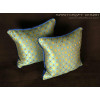 Silk Modern Decorative Pillows | Old World Weavers - Donghia