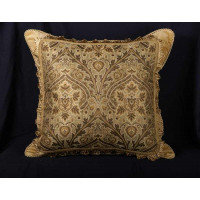 Old World Weavers Tapestry | Brunschwig Velvet Decorative Pillow