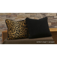 Highland Court Leopard and Kravet