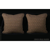 Pindler Newport Mansions Collection - Two Decorative Pillows