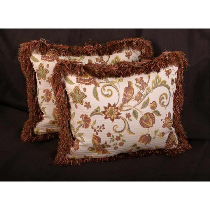 Lee Jofa Velvet Decorative Pillows