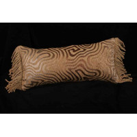 Stunning Tiger - Zebra Chenille Lee Jofa Velvet Accent Pillows