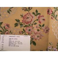 Custom Design Pillow Set in Lee Jofa Silk Angelina Lampas - Gilt