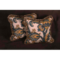 Lee Jofa Renaissance French Tapestry - Decorative Pillows