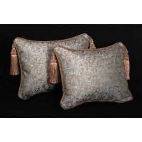 Pollack Silk Brocade - Lee Jofa Velvet Decorative Pillows