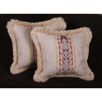 Scalamandre Jacquard and Lee Jofa  Velvet - Luxury Decorative Pillows