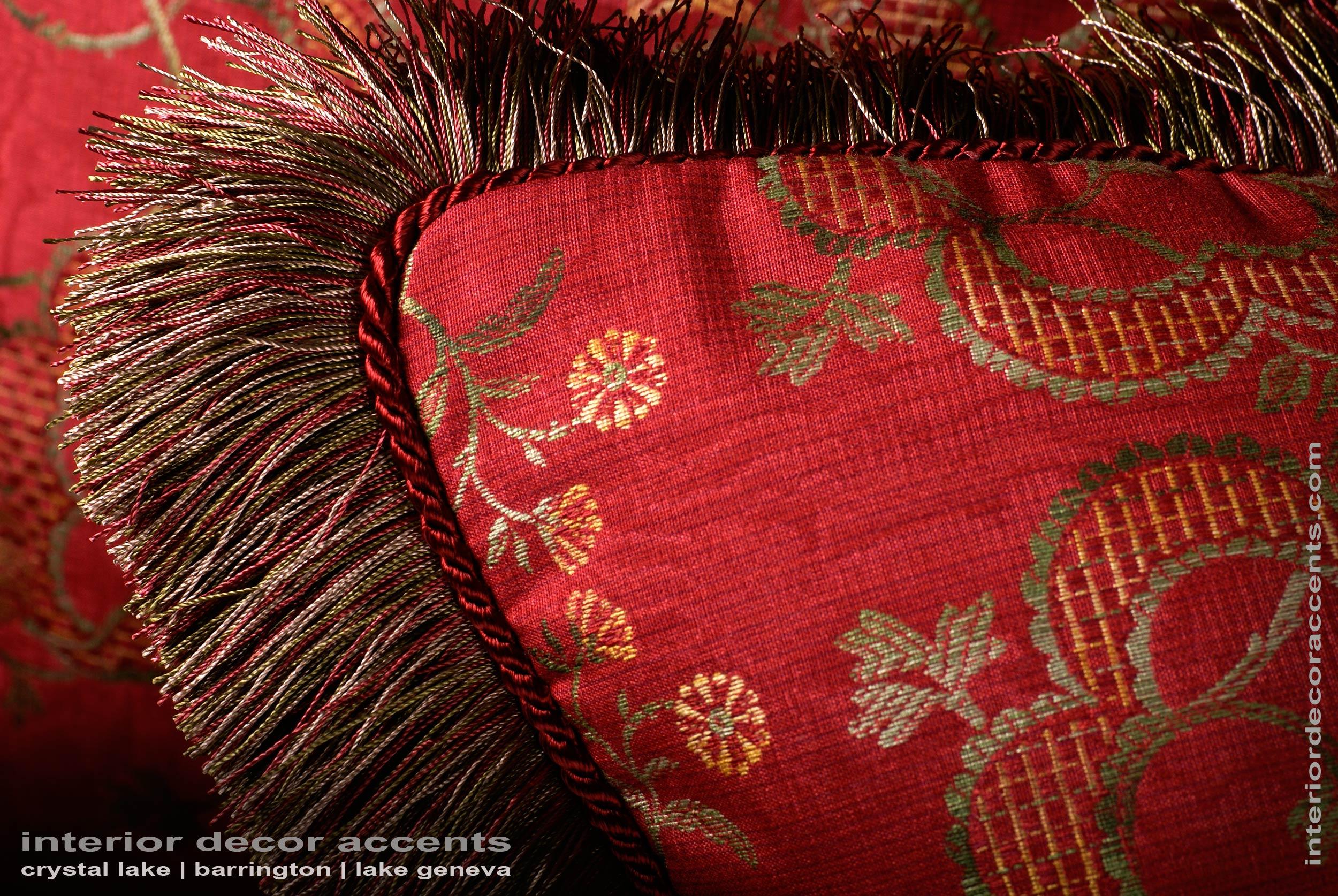 Brocade Home Decor Decoration scalamandre italian brocade  old world weavers velvet pillows